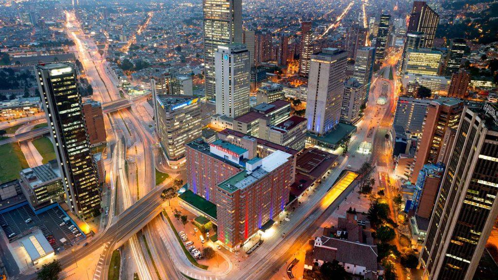 bogota capital de colombia