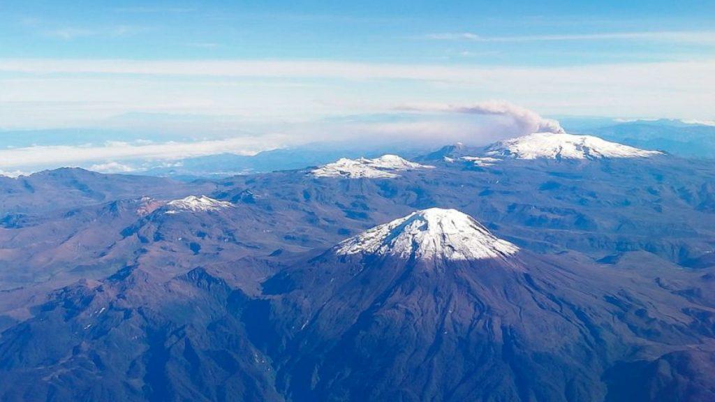 región andina colombia