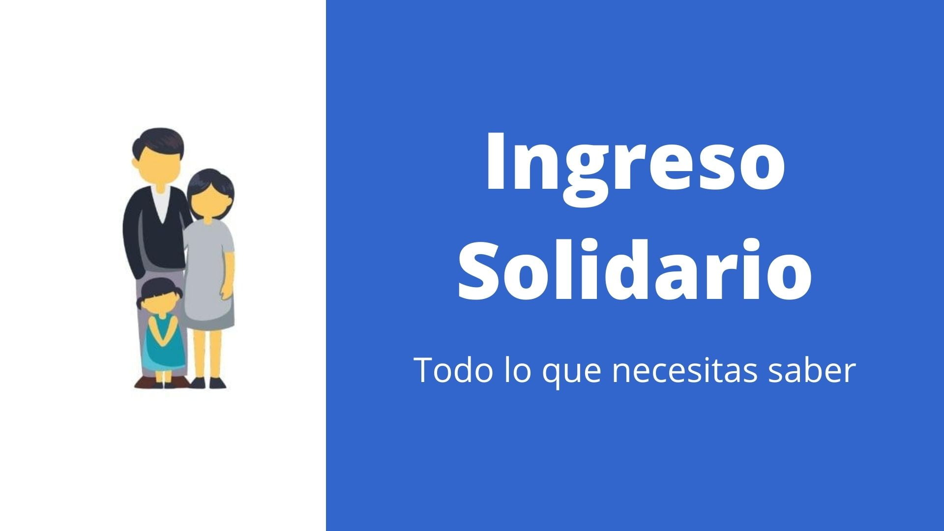 ingreso solidario prosperidad social colombia 2020