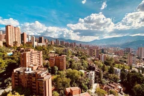 Departamentos y Capitales de Colombia 2